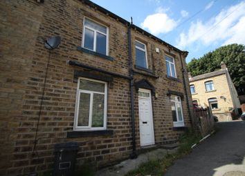 Thumbnail 2 bed terraced house for sale in Longwood Road, Longwood, Huddersfield