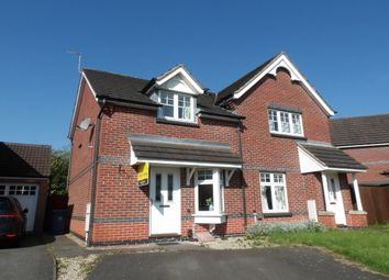 Thumbnail 2 bed property to rent in Nightingale Way, Bingham, Nottingham