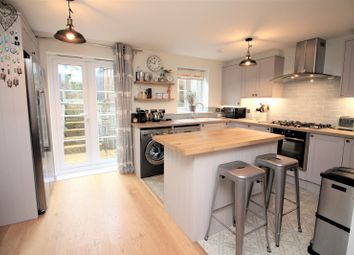 Thumbnail 4 bed end terrace house for sale in Springfield Road, Portishead