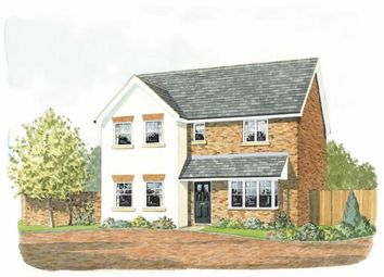 Thumbnail 3 bed detached house for sale in Brookfields, Stoke Hammond, Stoke Hammond