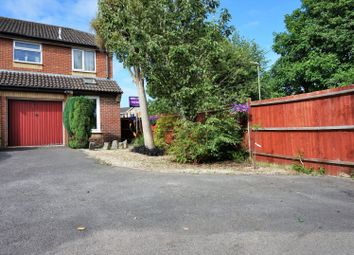 Thumbnail 3 bed semi-detached house for sale in Woodstock Close, Hedge End