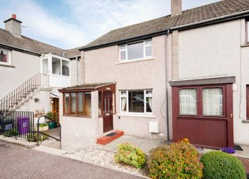 Thumbnail 2 bed terraced house for sale in Dalgetty Court, Muirhead, Dundee