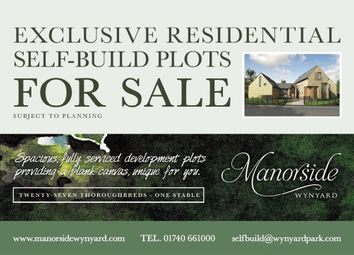 Thumbnail Detached house for sale in Manorside, Wynyard, Billingham