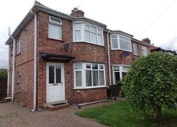 Thumbnail 2 bedroom semi-detached house to rent in Constantine Grove, Colburn, Catterick Garrison