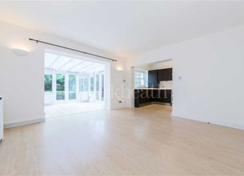 Thumbnail 3 bed flat to rent in Cleve Road, West Hampstead, London