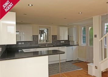 Thumbnail 1 bed semi-detached house for sale in The Lodge, George Road, St Peter Port
