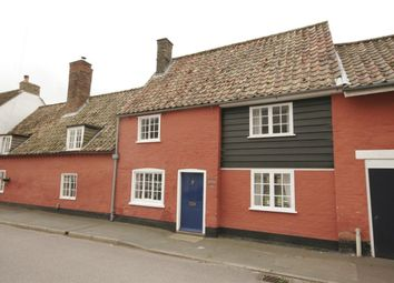 Thumbnail 2 bed cottage to rent in Rosenthal Terrace, High Street, Hemingford Grey, Huntingdon