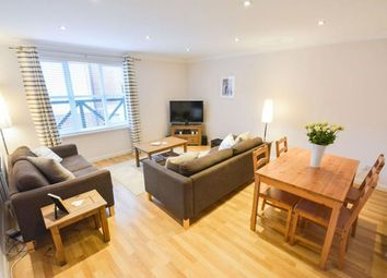 Thumbnail 2 bed flat to rent in Silvermills, Edinburgh