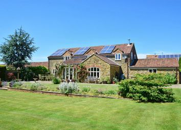 Thumbnail 4 bed barn conversion for sale in Woolston, North Cadbury, Yeovil
