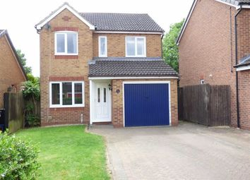 Thumbnail 3 bed detached house for sale in Raleigh Court, Daventry