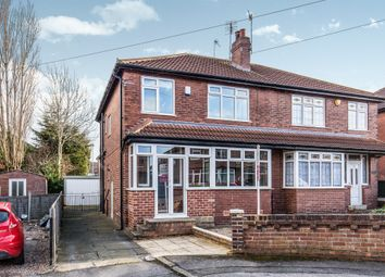 Thumbnail 3 bed semi-detached house for sale in Swinnow Grove, Bramley, Leeds