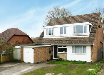 Thumbnail 4 bed detached house for sale in Springfield Road, Pamber Heath, Tadley