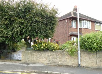 Thumbnail 3 bed semi-detached house for sale in Dixon Lane, Wortley, Leeds, West Yorkshire