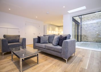 Thumbnail 3 bed terraced house to rent in St Pancras Place, Kings Cross, London
