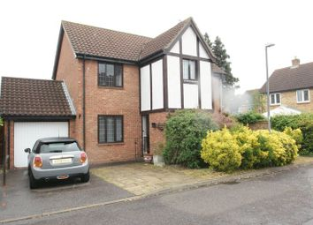 Thumbnail 4 bed detached house for sale in Conrad Close, Grays