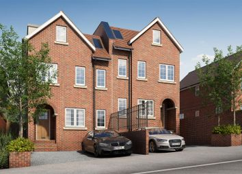 Thumbnail 4 bed semi-detached house for sale in High Beech Road, Loughton