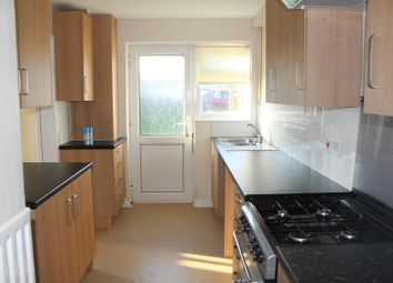 Thumbnail 2 bed terraced house to rent in Maltby Close, Wittering, Peterborough