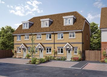 Thumbnail 3 bed terraced house for sale in Old Halliford Place Manygate Lane, Shepperton