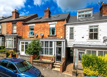 Thumbnail 3 bed terraced house for sale in Armthorpe Road, Sheffield