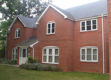 Thumbnail 2 bed flat to rent in Hickory Close, Walsgrave, Coventry