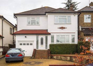 Thumbnail 3 bedroom detached house to rent in Manor Drive, Southgate, London