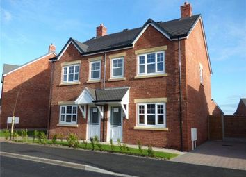 Thumbnail 2 bed semi-detached house for sale in Plot 7 Thirlmere, Harvest Park, Silloth, Wigton