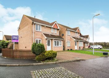 Thumbnail 3 bed detached house for sale in The Meadows, Marshfield