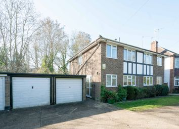 Thumbnail 3 bed semi-detached house for sale in Nugents Court, St. Thomas Drive, Pinner