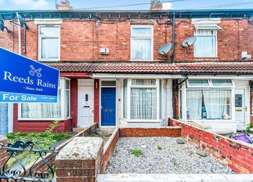 Thumbnail 2 bed terraced house for sale in Floral Avenue, Rensburg Street, Hull