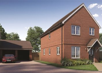 Thumbnail 3 bed detached house for sale in Church View Close, Takeley, Essex