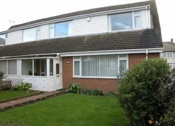 Thumbnail 3 bed semi-detached house for sale in The Marina, Green Lane, Brighton Le Sands