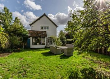 Thumbnail 3 bed link-detached house for sale in Little Shelford, Cambridge, Cambridgeshire