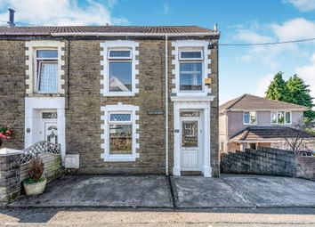 Thumbnail 2 bedroom semi-detached house for sale in Penyrheol Road, Gorseinon, Swansea