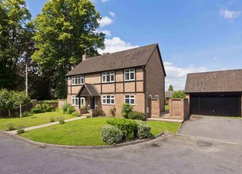 Thumbnail 5 bed detached house to rent in Cedar Close, Esher
