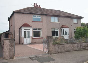 Thumbnail 2 bed semi-detached house for sale in Walton Avenue, Morecambe