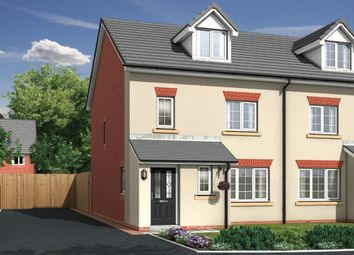 Thumbnail 4 bed semi-detached house for sale in St. Marys Gardens Talbot Road, Hyde