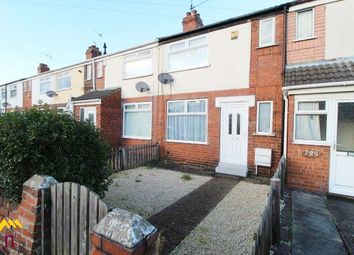 Thumbnail 2 bedroom terraced house to rent in Brooklands Road, Hull