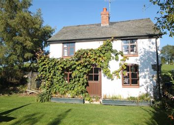 Thumbnail 2 bed cottage for sale in Llanfair Caereinion, Welshpool