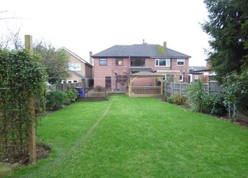 Thumbnail 4 bed semi-detached house for sale in Lychgate Lane, Burbage, Hinckley, Leicestershire