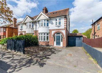 Thumbnail 5 bed semi-detached house for sale in Adkins Corner, Perne Road, Cambridge