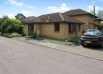 Thumbnail 2 bedroom detached bungalow for sale in Portchester Court, Great Holm, Milton Keynes