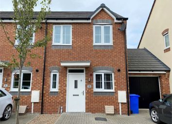 Thumbnail 2 bed semi-detached house for sale in Thorntree Lane, Branston, Burton-On-Trent, Staffordshire
