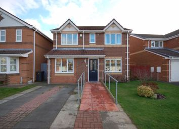 Thumbnail 5 bed detached house for sale in Woodlands Grange, Newcastle Upon Tyne
