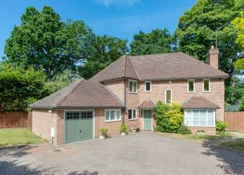 Thumbnail 5 bedroom detached house for sale in Pyrian Close, Woking