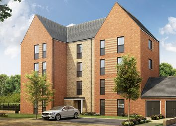 "Thumbnail 2 bedroom flat for sale in ""Malton"" at Pedersen Way, Northstowe, Cambridge"