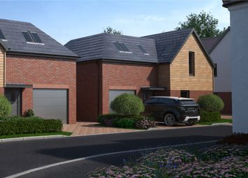 Thumbnail 3 bedroom detached house for sale in Sweechgate, Broad Oak, Canterbury, Kent
