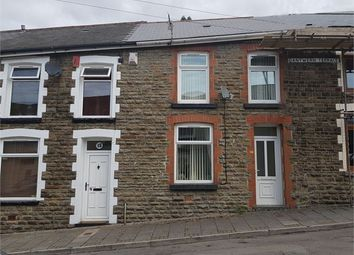 Thumbnail 3 bed terraced house for sale in Danywern Terrace, Ystrad, Rhondda Cynon Taff.