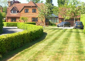 Thumbnail 5 bedroom detached house for sale in Russett Close, Riseley, Reading