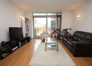Thumbnail 1 bed flat for sale in West Parkside, London