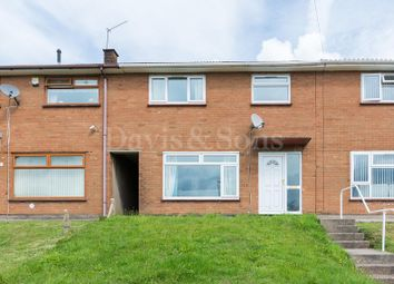 Thumbnail 3 bed terraced house for sale in Elm Drive, Risca, Newport.